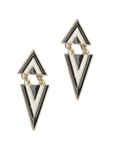 Call Of The Tribe Drop Earrings - Miss Chase