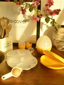 Microwave Egg Cookware Set of 7 - TRUST and GUESS