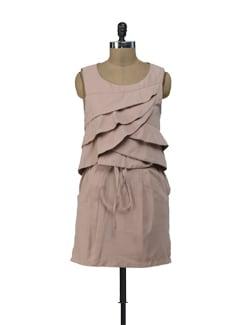 Tiered Blush Dress - ShopImagine