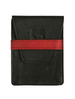 Elephant Leather Cardholder - The Elephant Company