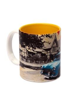 Mug Ceramic Ambassador- Vintage - The Elephant Company