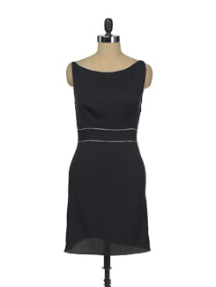 Elegant Black Dress - I KNOW By Timsy & Siddhartha