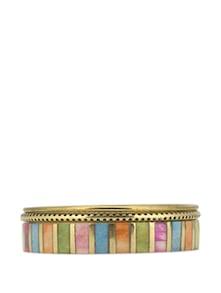 Ethnic Multicolored Bangles - Set Of 3 - Toniq