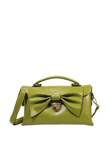 Chic Envelope Clutch With Bow - E2O