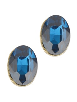 Blue Dew Drops Earrings - YOUSHINE