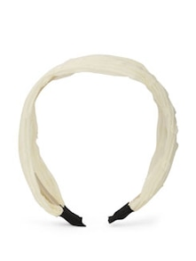 Band Me Rapunzel (Off-White) Hair Band - YOUSHINE