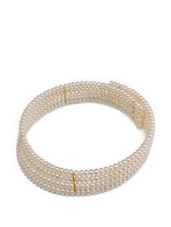 Pearl Choker Set - Modi Pearls