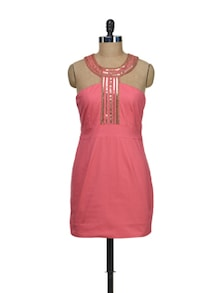 Claret Dress - Schwof