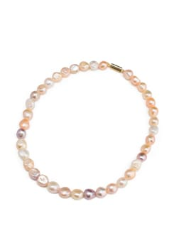 Baroque Pearl Set in cream - Modi Pearls