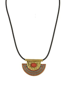 Taweez Trivia Pendant Necklace - YOUSHINE