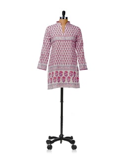 Summer Fresh Printed Kurti - KILOL
