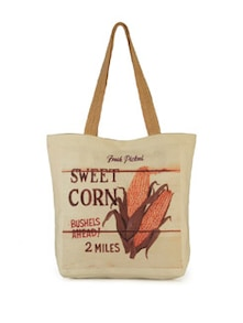 Corn Love Canvas Bag - The House Of Tara
