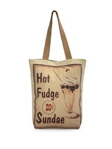 Hot Fudge Sundae Shoulder Bag - The House Of Tara