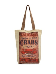 Ready To Eat Crabs Handbag - The House Of Tara