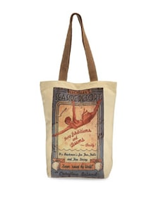 Diving Girl Handbag - The House Of Tara