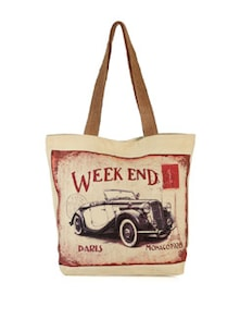 Weekend Paris Handbag - The House Of Tara