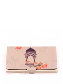Lotus Love Visiting Card Holder - India Circus