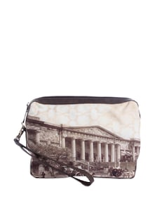 Asiatic Library Travel Pouch - The Bombay Store