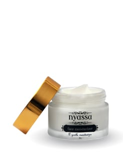 Rose and Lavender Face Cream - NYASSA