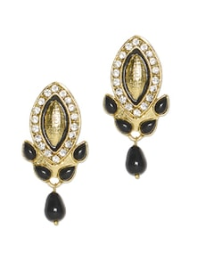 Oval Drop Earrings - YOUSHINE