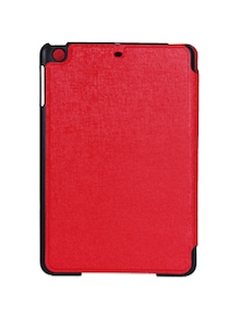 Red IPad Mini Flip Cover - Case-gear