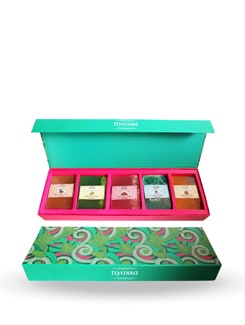 Soap Fragrance Gift Set - NYASSA