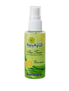Skin Toner With Lemon Extract - RevAyur
