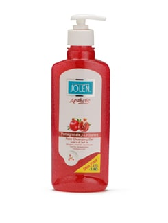 Pomegranate Face Cleansing Gel - Jolen