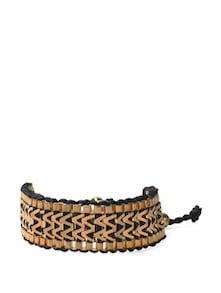 Bracelet In Gold & Black - Spyra