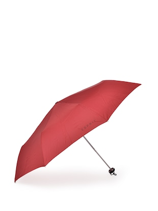 Red Compact Umbrella
