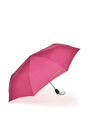 Mini Neon Pink Techmatic Umbrella