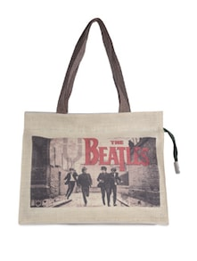 The Beatles Jute Bag - The House Of Tara