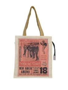 Beatles Forever Jute Bag - The House Of Tara