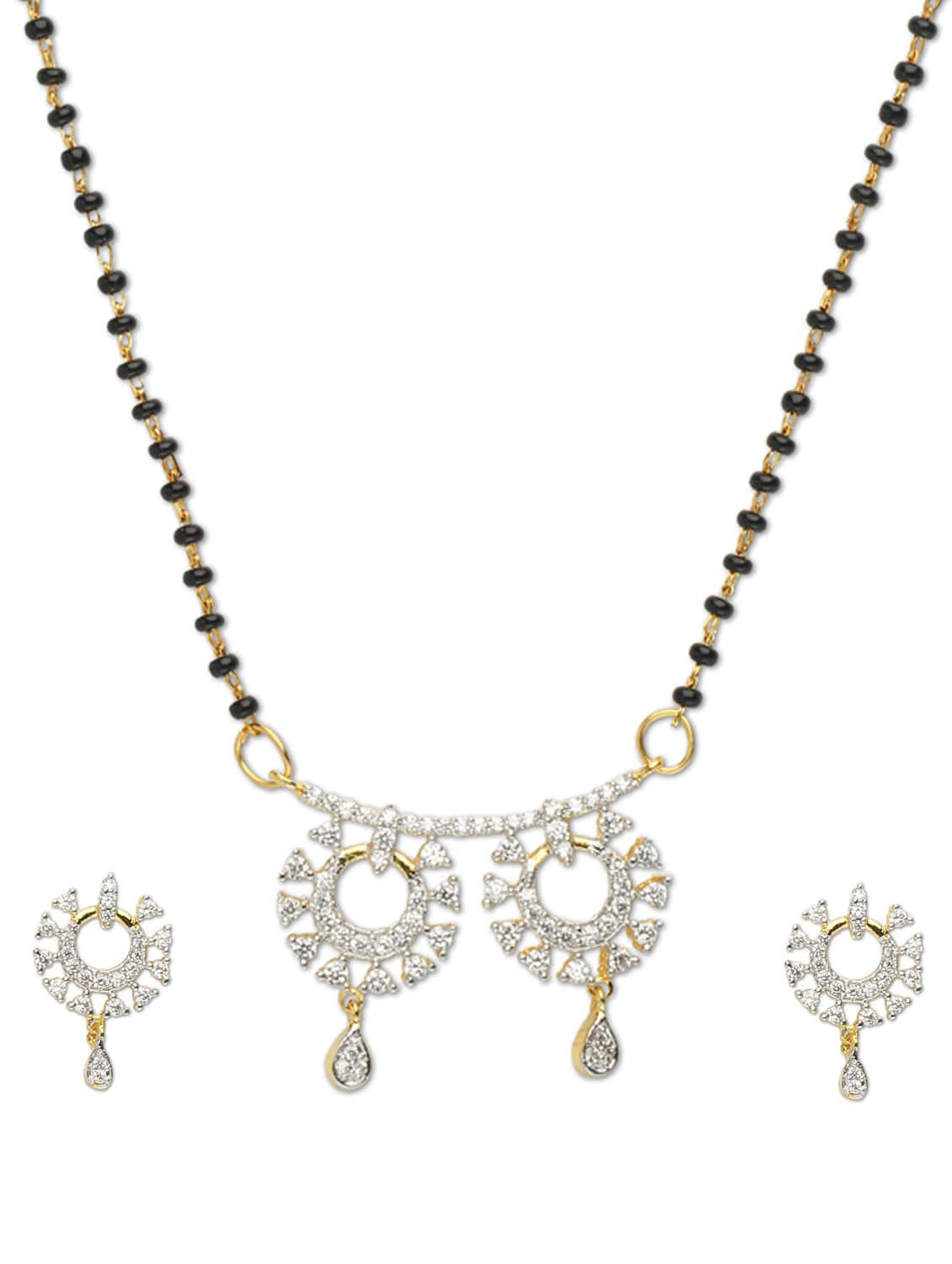 15 mangalsutra pendant designs in gold and