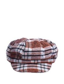 Summer Checkered Cap - Addons
