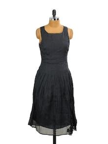 Black Beauty Sheer Dress - Mishka