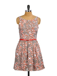 Colour Frolic Summer Dress - Mishka
