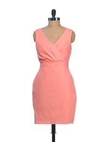 Blush Pink Prom Dress - Jiiah