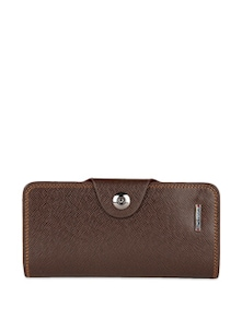 Everyday Wallet In Brown - Lino Perros