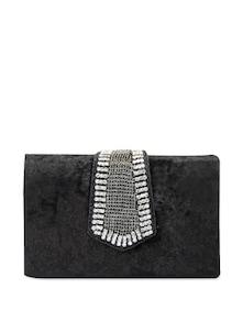 Black Beauty Clutch Bag - Oleva