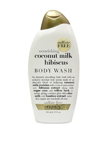 Coconut Milk Body Wash 385ml - Organix
