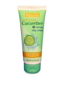 Cucumber 3 Minutes Clay Mask - Beauty Formula