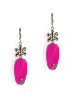 Pretty In Pink Earrings - Eesha Zaveri; Jewellery By Design