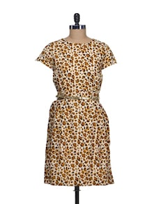 Leopard Print Dress - QUEST