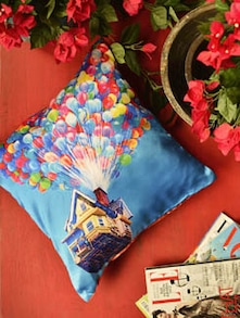 Adorable 'Up' Cushion Cover - Yolo By Spread