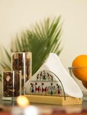 Art Saurya Tissue Paper Holder - V Creations