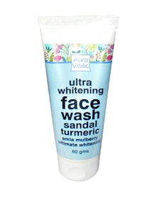 Ultra Whitening Face Wash - Auravedic