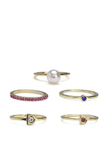 Set Of Three Rings - Fayon