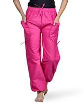 Hot Pink Pajamas - Delhi Seven