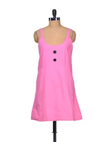 Pretty Pink Dress - Delhi Seven